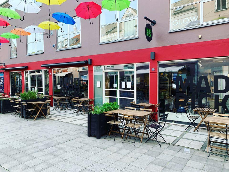 Besøg restaurant MadRick i Vejle