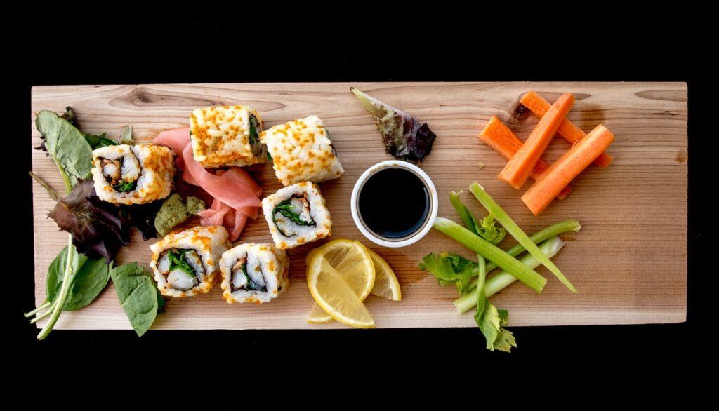 Sushi Vejle - find en oversigt over de bedste sushirestauranter i Vejle her!