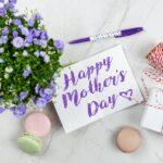 Gaveidéer til mors dag